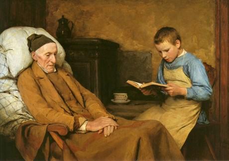 Старики и внуки