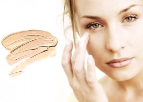 Тональный крем вреден для кожи