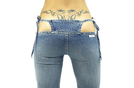 Врачи запрещают носить узкие брюки