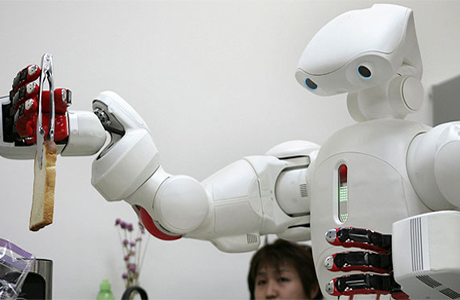 Японцы изобрели медиков-роботов
