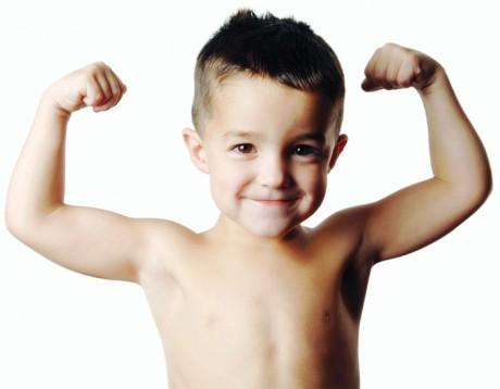 Здоровье мальчика и спорт