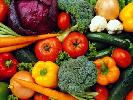 Обычное земледелие против органического
