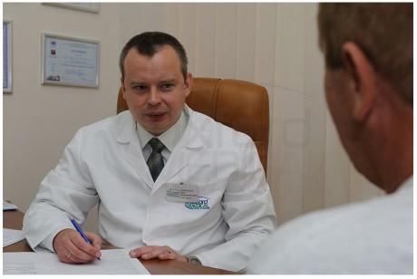 Консультации у лечащего врача.