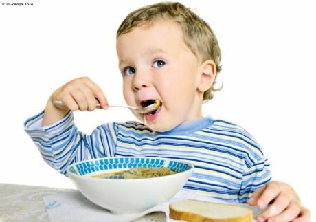 Обязательно будет гастрит у тех детей, которые не едят суп?