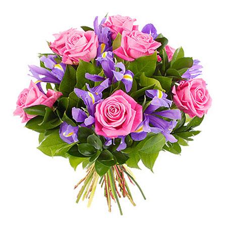 Подарите девушке цветы
