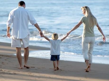 Семейным парам повезет испытать второй медовый месяц.