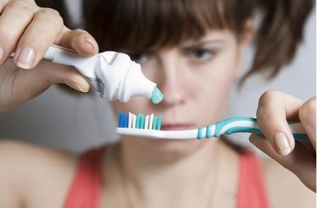 Уход за полостью рта и зубами