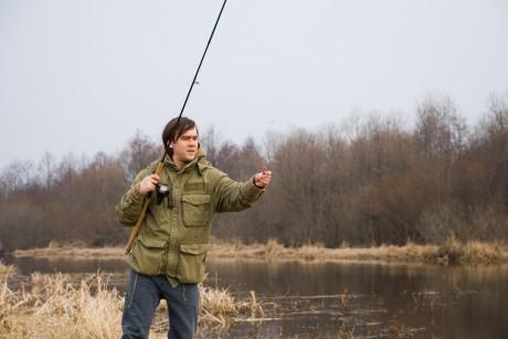 Значение рыбалки для мужчин