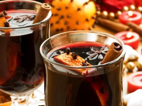 Здоровые рецепты горячих алкогольных напитков.