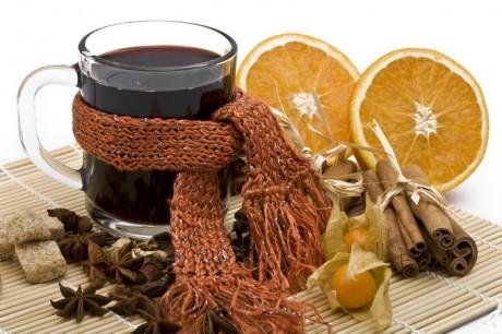 Здоровые рецепты горячих алкогольных напитков