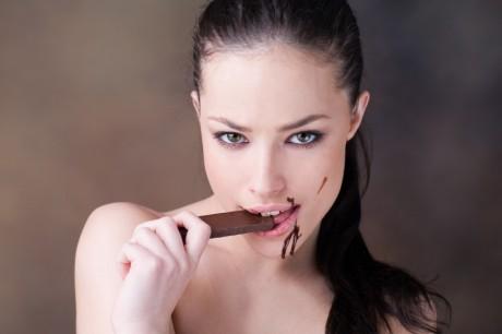 Шоколадный телочки