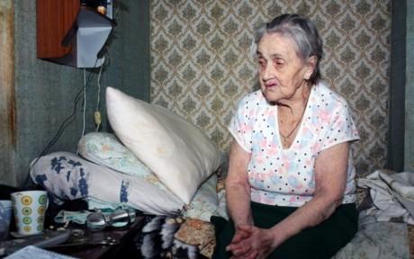 Анемия у стариков не всегда обязательна