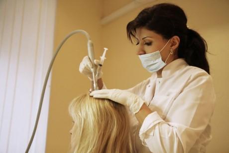 Как выглядит процедура мезотерапии