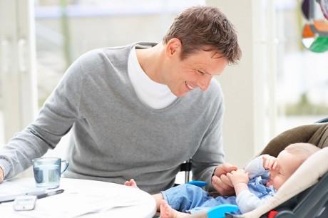 Как развить отцовский инстинкт