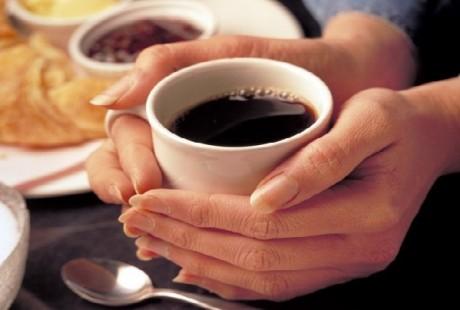 Выпейте кофе