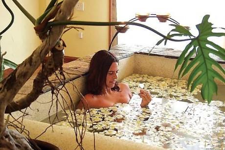 Полезные травяные ванны