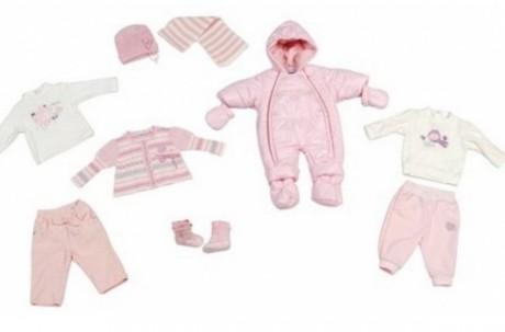 Сколько одежды необходимо новорожденному