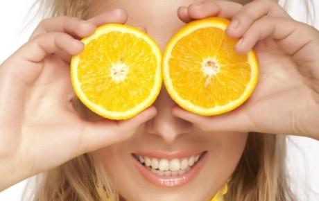 Рецепт апельсиновой витаминной маски
