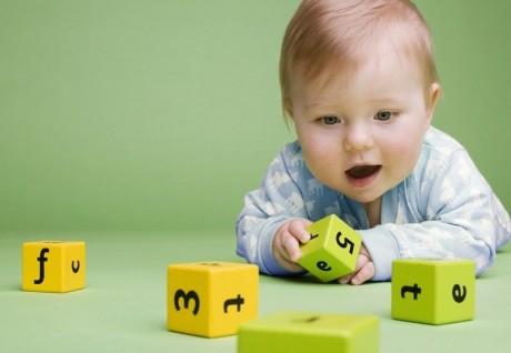 Конструктор и кубики