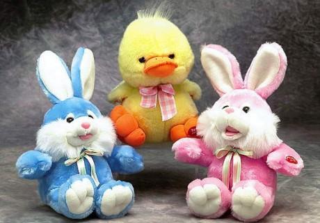 Образные игрушки