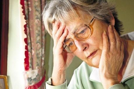 Почему появляются депрессии в пожилом возрасте