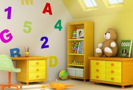 Каким должен быть климат в детской комнате