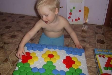 Как выбрать правильную мозаику для ребенка