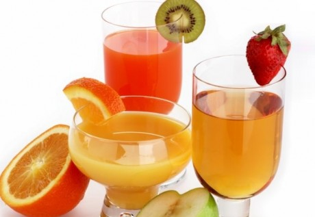 Рекомендованы соки