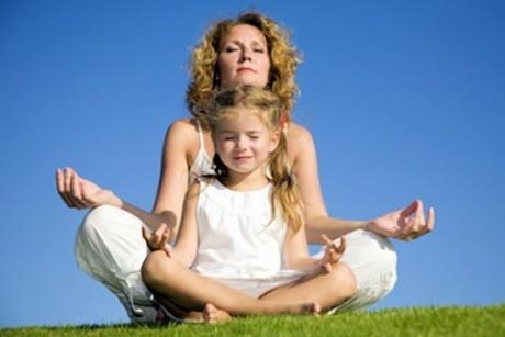 Йога – это здоровье ребенка