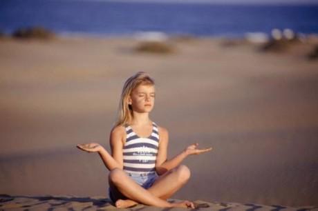 Упражнения, рекомендуемые для детской йоги