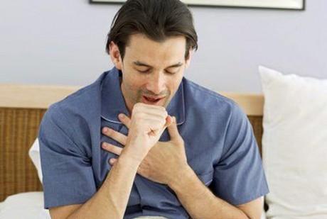 Почему во время кашля болит спина