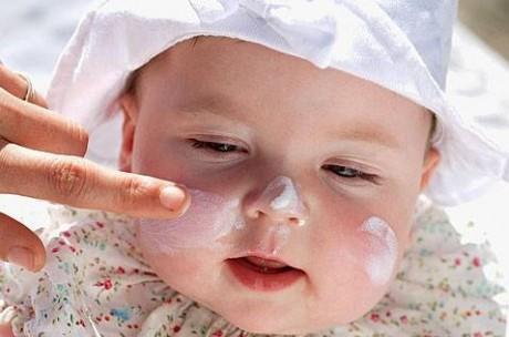 Вредные для детской кожи факторы
