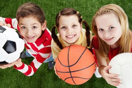 Выбираем спорт под характер ребенка