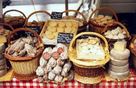 Продукты французской кухни