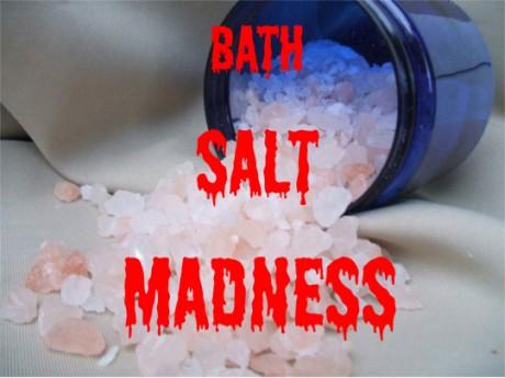 """В США борются с """"солью для ванн"""", содержащей наркотики"""