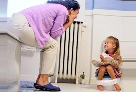 Запоры у детей: возможные причины