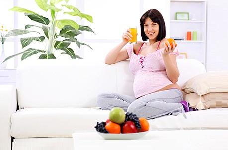 Беременность и похудение – две вещи несовместные