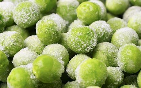 Замороженные овощи – не только на кухне