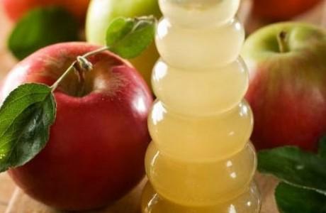 Используйте яблочный уксус и шалфей
