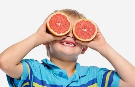 Почему детям так важны витамины