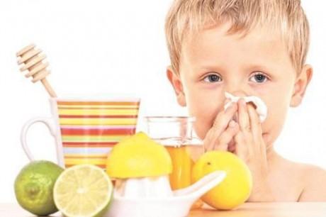 Весенний гиповитаминоз у детей