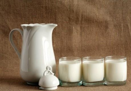 Как вылечиться молоком