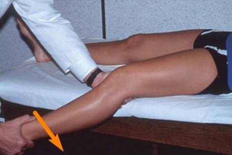 Самовосстановление поврежденного колена