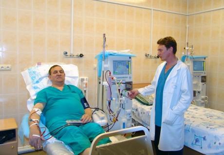 Гемодиализа требуют 20 тысяч украинцев