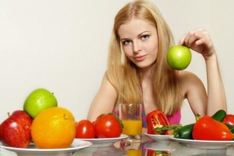 Как похудеть при помощи правильного питания
