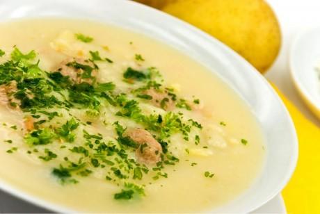 Съешьте суп-пюре
