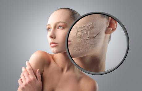 Почему может шелушиться кожа
