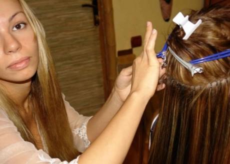 Наращивание волос: красиво и безопасно?
