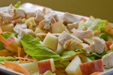 рецепты салатов простых весенних салатов