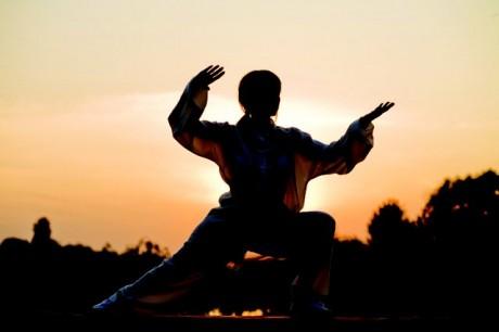 Первое тибетское упражнение
